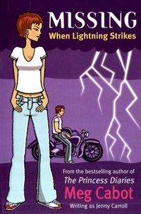 When Lightning Strikes by Meg Cabot (9780689860911) - PaperBack - Children's Fiction Teenage (11-13)