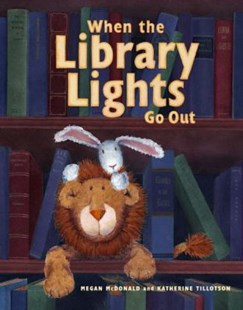 When the Library Lights Go Out - Children's Fiction Intermediate (5-7)