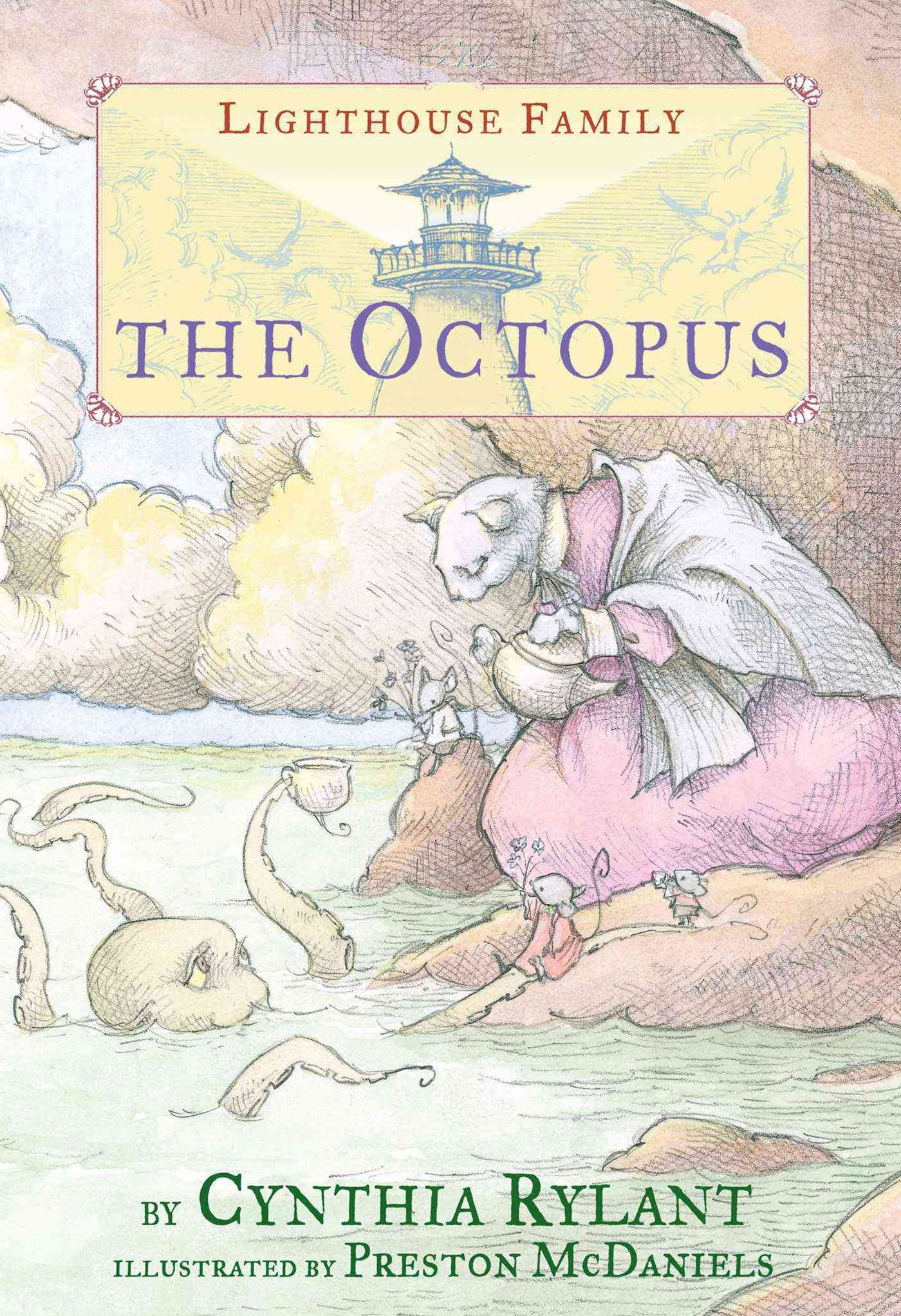 Lighthouse Family #5: The Octopus