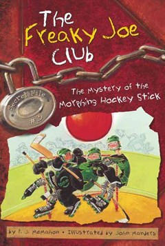 The Freaky Joe Club #003: The Mystery of the Morphing Hockey Stick