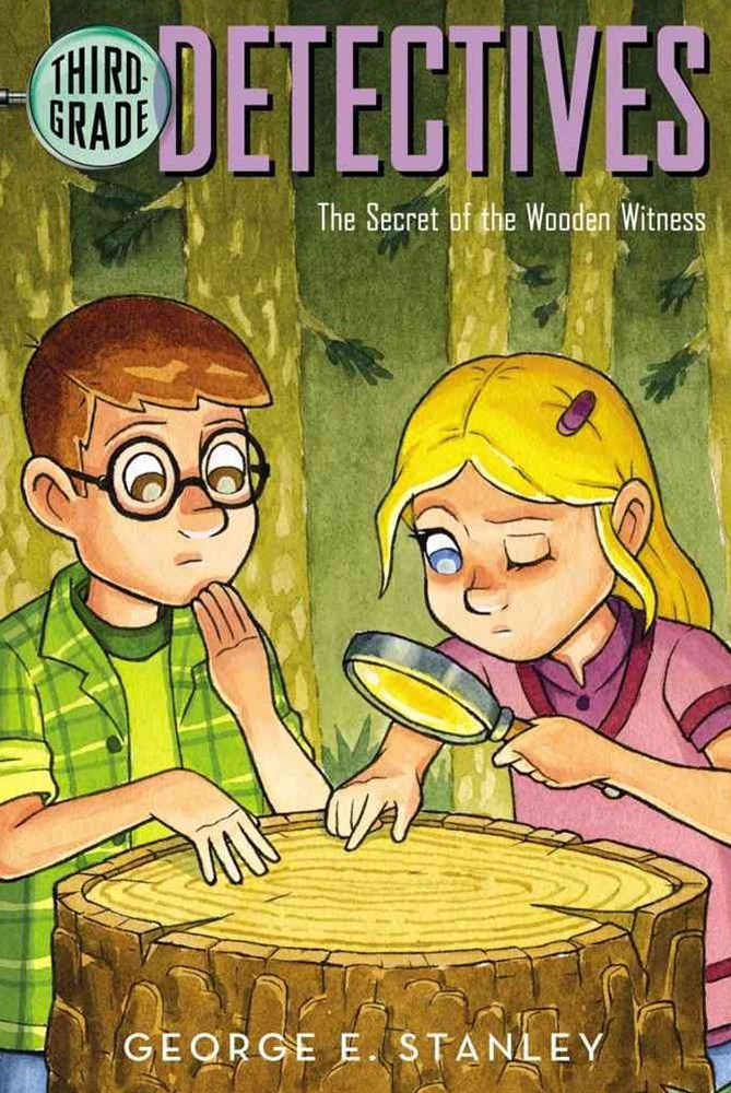 The Secret of the Wooden Witness