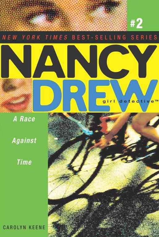 Nancy Drew Girl Detective #2: A Race Against Time