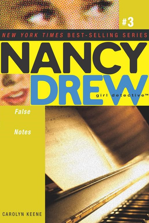 Nancy Drew Girl Detective #3: False Notes