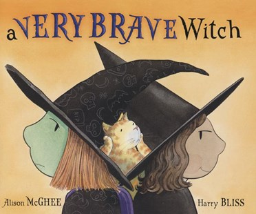 A Very Brave Witch - Children's Fiction Intermediate (5-7)