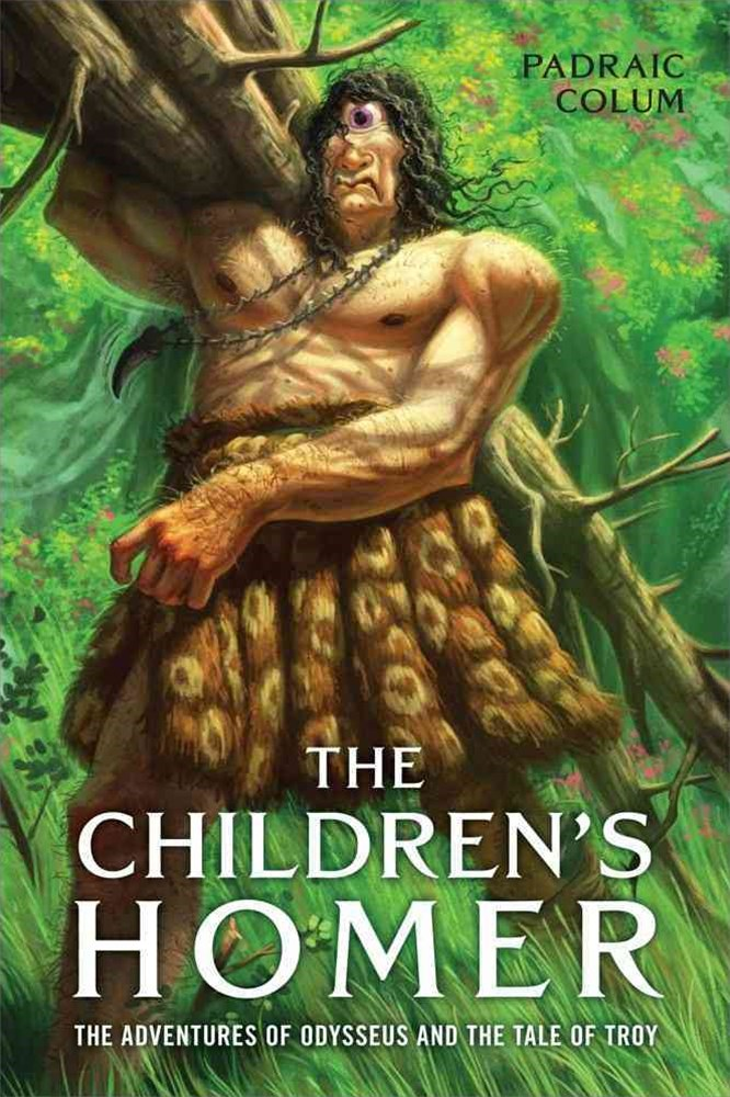 The Children's Homer: The Adventures of Odysseus and the Tale of Troy