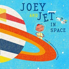 Joet and Jet In Space