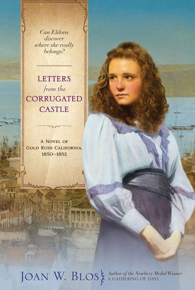 Library Book: Letters from the Corrugated Castle