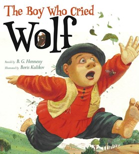 The Boy Who Cried Wolf - Children's Fiction Intermediate (5-7)