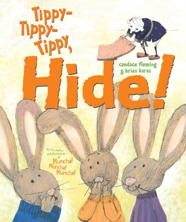 Tippy Tippy Tippy Hide!