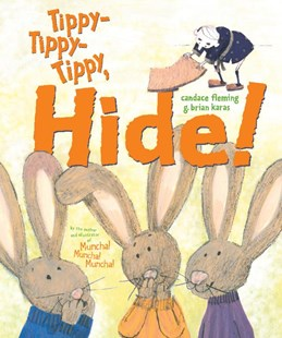 Tippy Tippy Tippy Hide! - Children's Fiction Intermediate (5-7)
