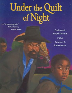 Under the Quilt of Night by Deborah Hopkinson, James E. Ransome (9780689877001) - PaperBack - Children's Fiction Older Readers (8-10)