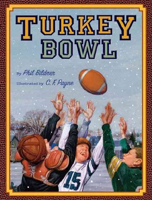 Turkey Bowl: It's Thanksgiving, and that Means It's Time for Football!