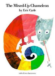 The Mixed-Up Chameleon - Children's Fiction Intermediate (5-7)