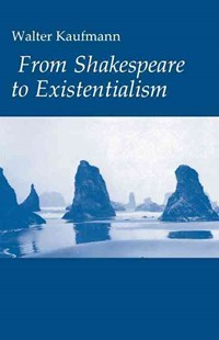 From Shakespeare to Existentialism by Walter A. Kaufmann (9780691013671) - PaperBack - Philosophy Modern