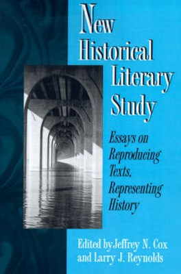 New Historical Literary Study