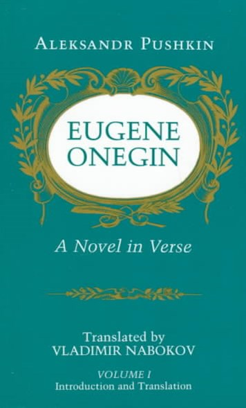 Eugene Onegin: Text