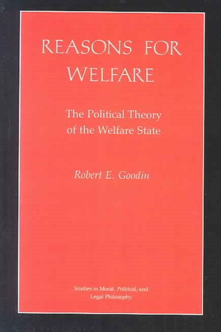 Reasons for Welfare