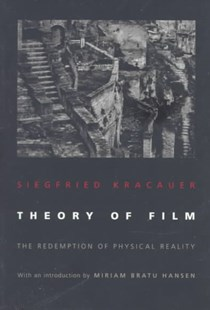 Theory of Film by Siegfried Kracauer (9780691037042) - PaperBack - Entertainment Film Theory