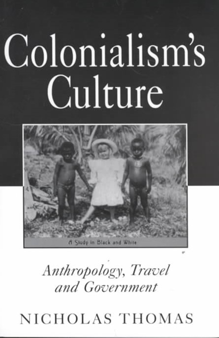 Colonialism's Culture