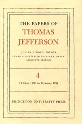 Papers of Thomas Jefferson October 1780 to February 1781