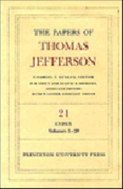 The Papers of Thomas Jefferson, 1760-1791
