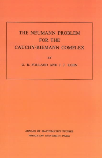The Neumann Problem for the Cauchy-Riemann Complex
