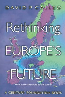 Rethinking Europe's Future by David P. Calleo (9780691113678) - PaperBack - Business & Finance Ecommerce