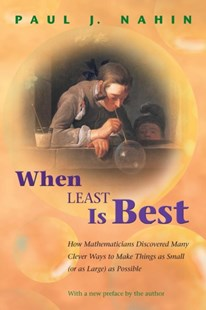 When Least is Best by Paul J. Nahin, Paul J. Nahin (9780691130521) - PaperBack - Science & Technology Mathematics