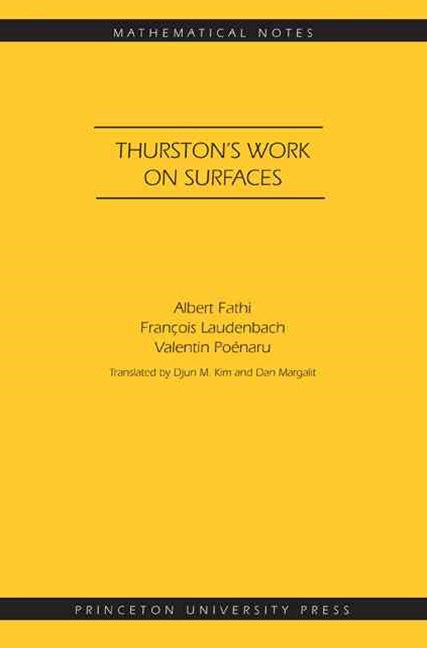 Thurston's Work on Surfaces