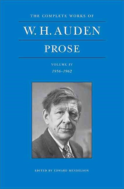 The Complete Works of W. H. Auden