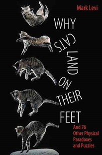 Why Cats Land on Their Feet by Mark Levi (9780691148540) - PaperBack - History European