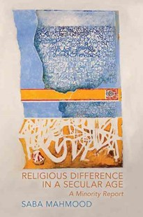 Religious Difference in a Secular Age by Saba Mahmood (9780691153285) - PaperBack - History Middle Eastern