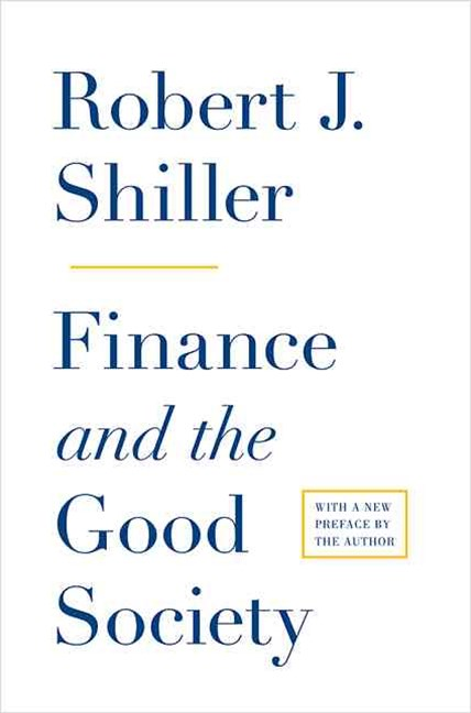 Finance and the Good Society