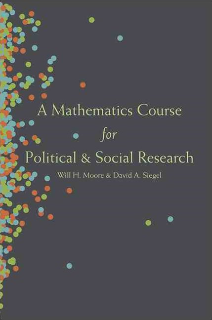 Mathematics Course for Political and Social Research