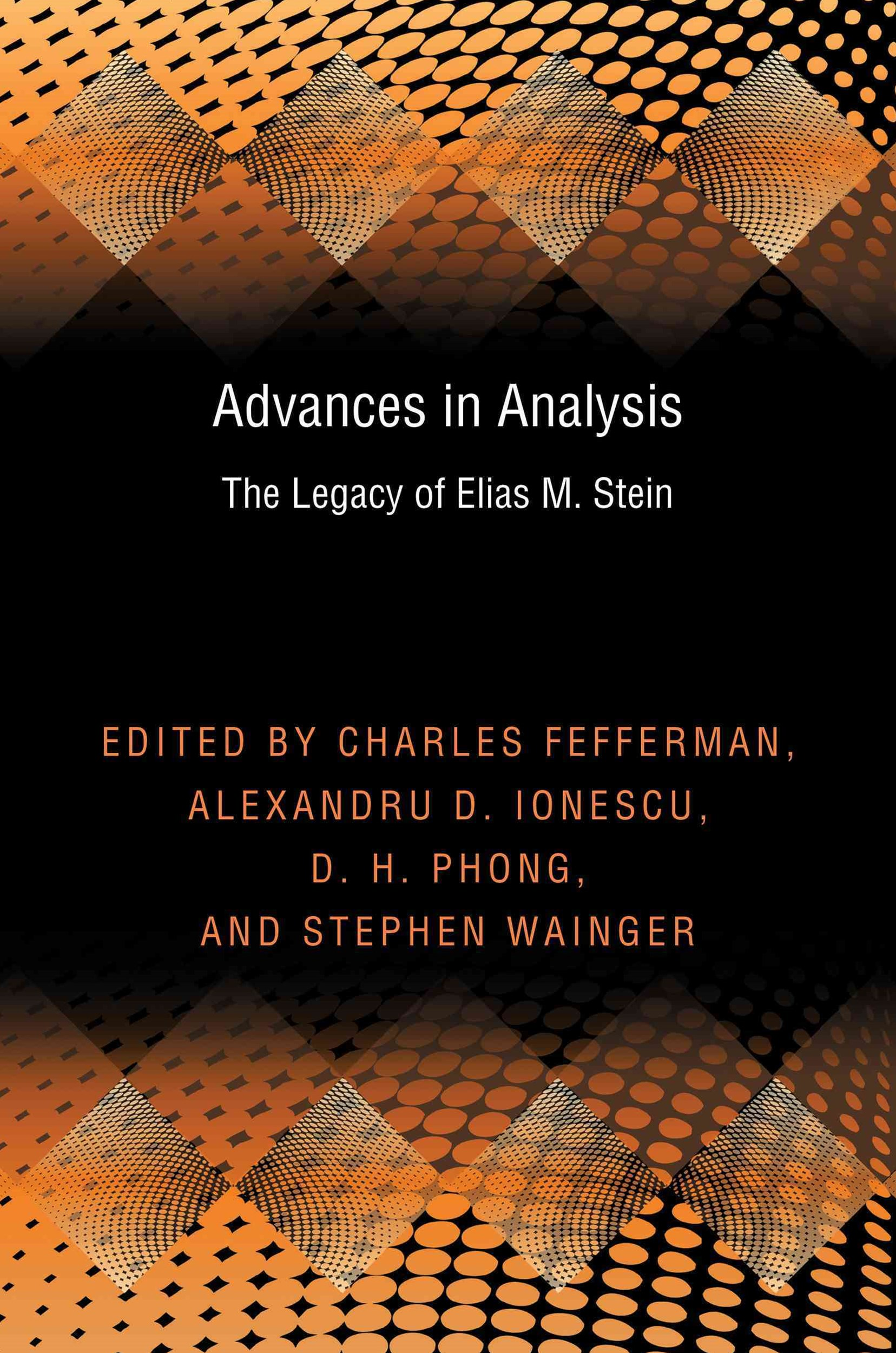 Advances in Analysis