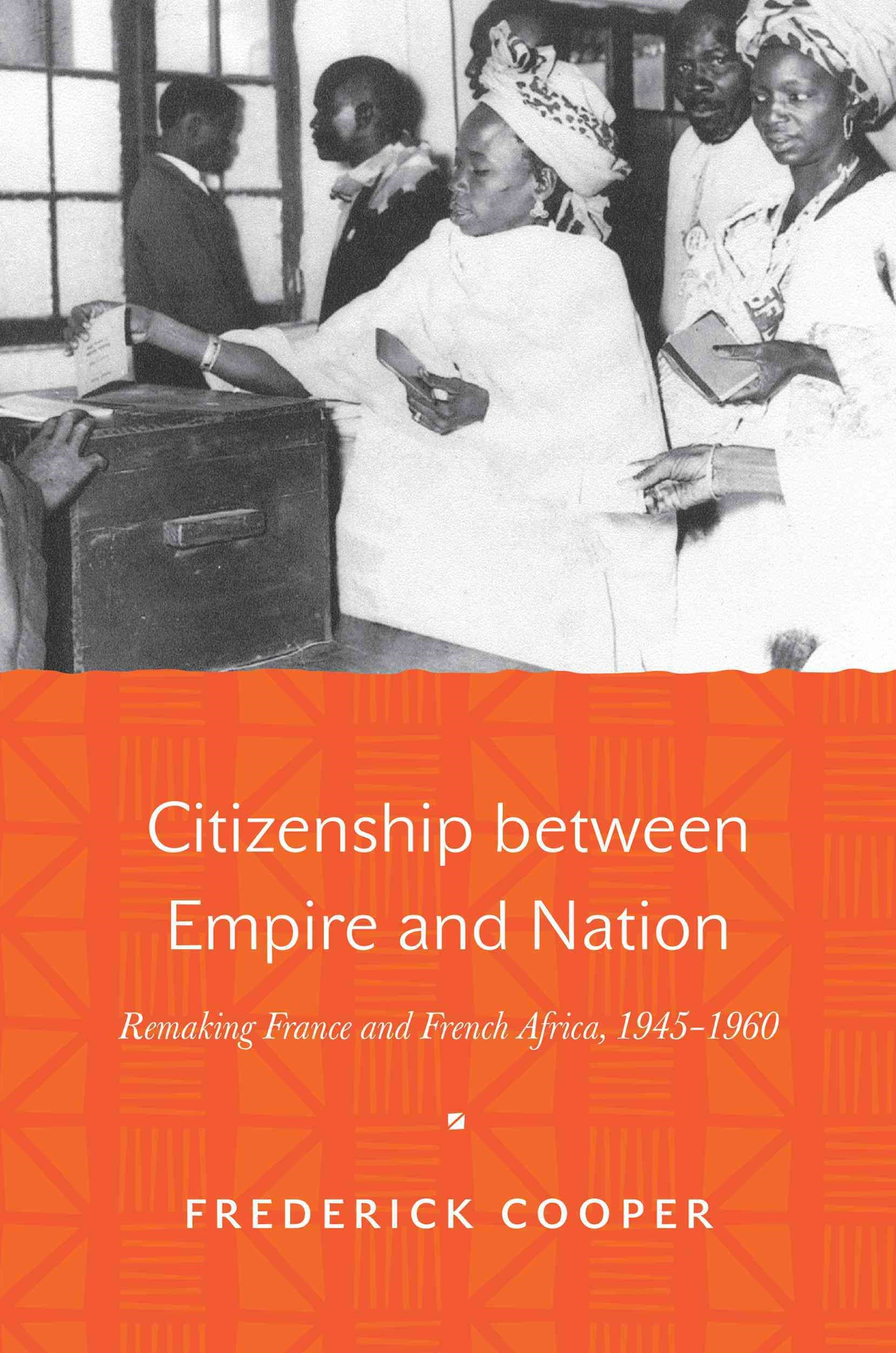 Citizenship Between Empire and Nation