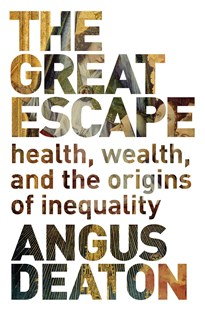 Great Escape by Angus Deaton (9780691165622) - PaperBack - Business & Finance Ecommerce