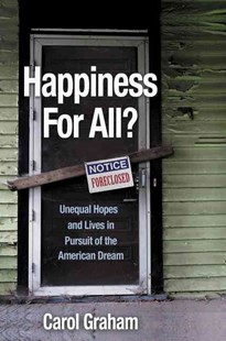 Happiness for All? by Carol L. Graham (9780691169460) - HardCover - Business & Finance Ecommerce