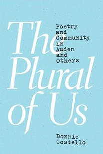 Plural of Us by Bonnie Costello (9780691172811) - HardCover - Poetry & Drama Poetry