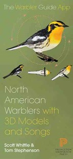 North American Warbler Fold-Out Guide by Scott Whittle, Tom Stephenson (9780691172965) - PaperBack - Pets & Nature Birds