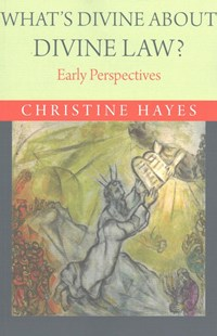 What's Divine About Divine Law? by Christine Hayes (9780691176253) - PaperBack - Philosophy Ancient