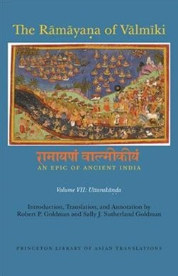 The Ramayana of Valmiki - an Epic of Ancient India