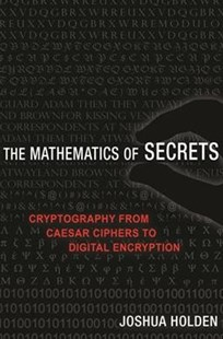 The Mathematics of Secrets: Cryptography from Caesar Ciphers to Digital Encryption by Joshua Holden (9780691183312) - PaperBack - Computing Networking