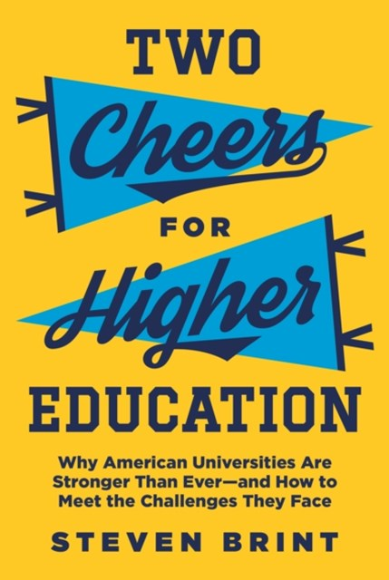 (ebook) Two Cheers for Higher Education