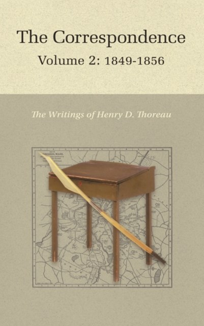 (ebook) Correspondence of Henry D. Thoreau