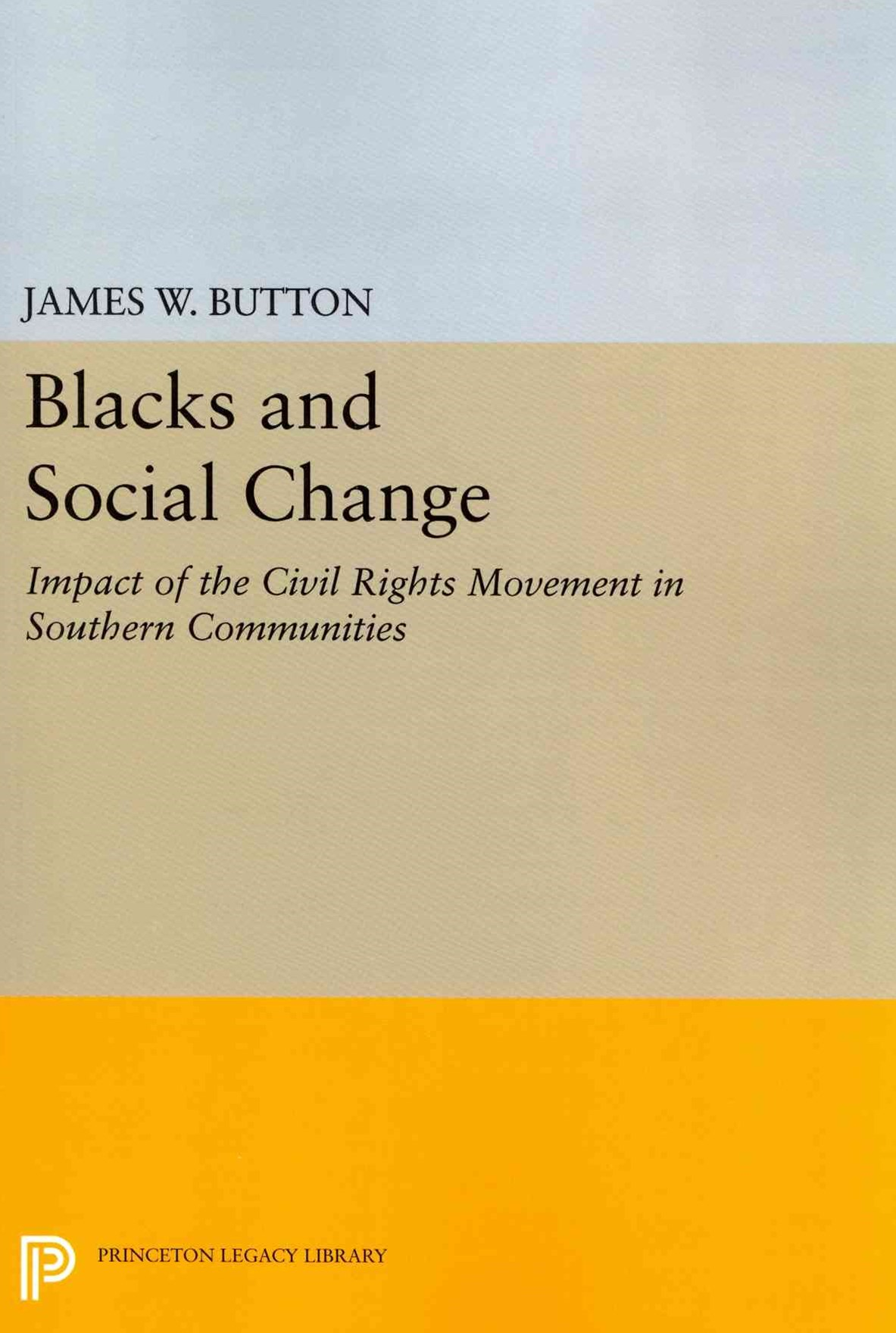 Blacks and Social Change