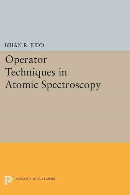 Operator Techniques in Atomic Spectroscopy