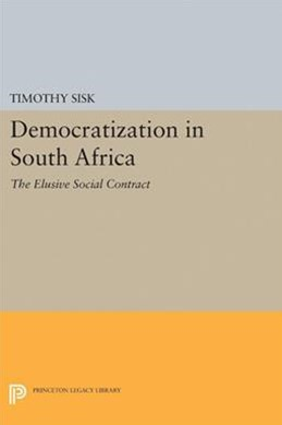 Democratization in South Africa