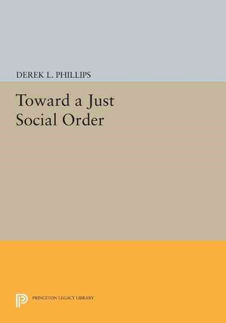 Toward a Just Social Order