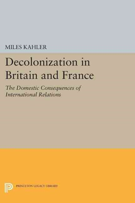 Decolonization in Britain and France